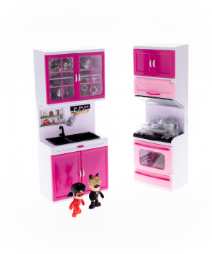 """Toy """"Kitchen with dishes"""" №2"""
