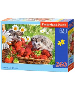 """Puzzle """"Castorland"""" 260 details №3"""