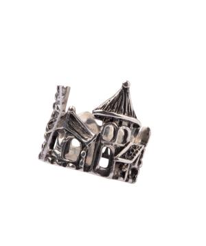 Մատանի «Kara Silver» Հին քաղաք