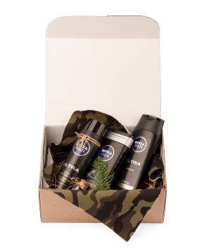 """Gift box """"Basic Store"""" for men №26"""