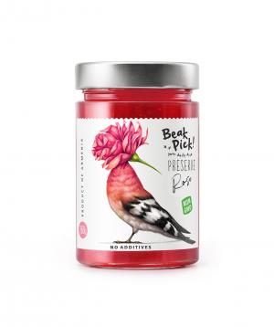 Մուրաբա «Beak Pick!» վարդ