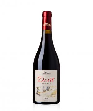 Wine `Rikars Wines` Davit red dry 750 ml
