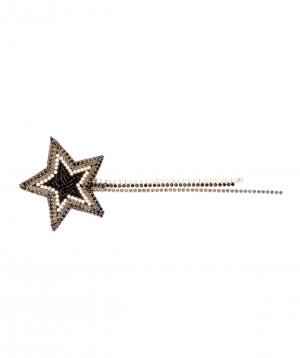 """Brooch """"LilmArt"""" star"""