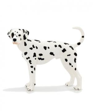 """Toy """"MOJO"""" Dog, dalmatian"""