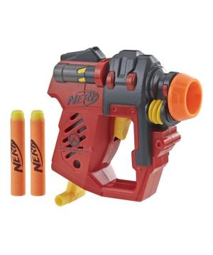 Toy `Nerf` pistol №1