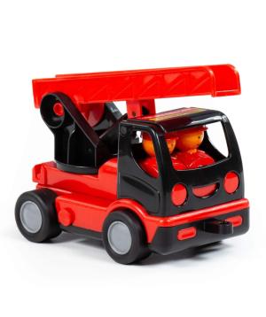 Toy `Polesie` fire engine, MAMMOET