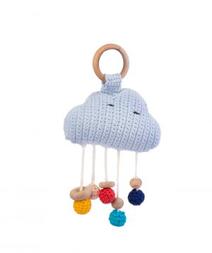 """Teether """"Crafts by Ro"""" cloud №2"""