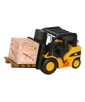 Toy `CAT` truck, remote controlled