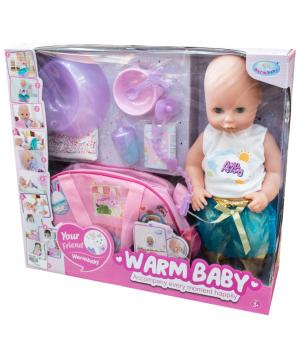 Խաղալիք տիկնիկ պայուսակով