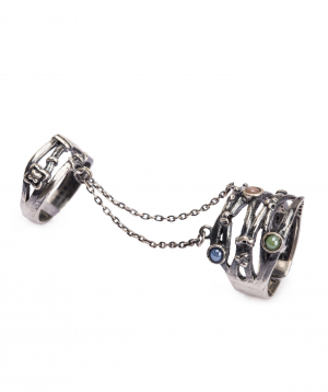 """Ring """"Har Jewelry"""" silver №14"""