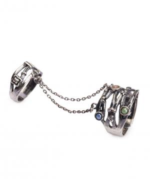 Մատանի «Har Jewelry» արծաթյա №14