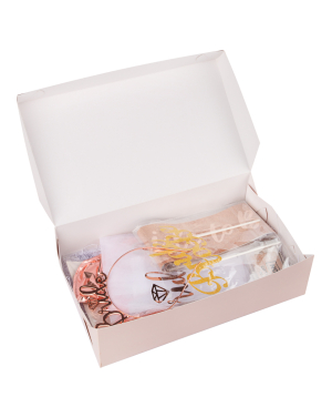 """Gift box """"Bride to be boxes"""" №1"""