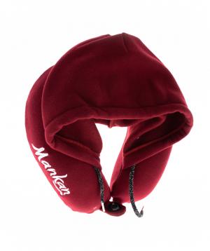 Բարձ «Mankan» ճամփորդական, գլխարկով