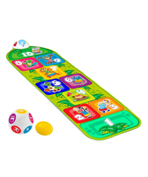 Play rug `Chicco` musical, Jump & Fit