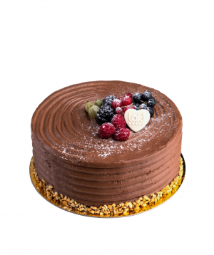 Cake `Ideal of a woman`