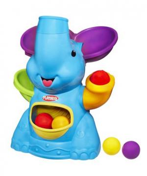 Խաղալիք «Hasbro» փիղ, գնդակներով