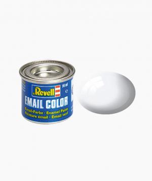 Revell Paint white, gloss