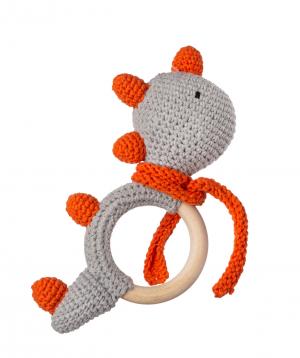 Խաղալիք «Crafts by Ro» չխկչխկան դինոզավր  №14