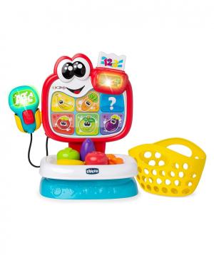 Խաղալիք «Chicco» դրամարկղ մթերքներով