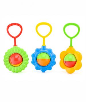 Խաղալիք  «Mankan» Polesie չխկչխկան հավաքածու