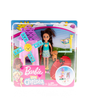 Բարբի «Barbie» Club Chelsea  №2