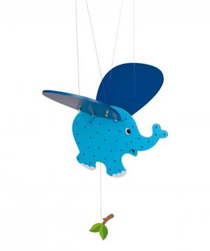 """Toy """"Goki Toys"""" swinging animal Elephant"""