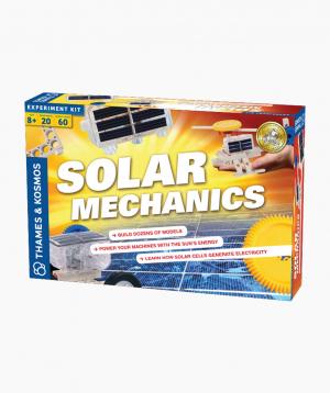 THAMES & KOSMOS Ուսուցանող Խաղ «Արևային Մեխանիկա»