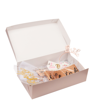 """Gift box """"Bride to be boxes"""" №3"""