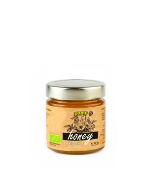 """Honey """"Pamp Honey"""" organic 270 g"""