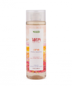 """Shampoo """"Nuard"""" strengthening and revitalizing with wildflowers"""