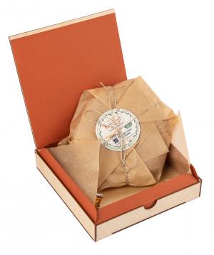 """Gata """"NakhshTun Gata"""" royal, in a wooden box, small"""