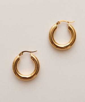"Earrings ""Rougecoco"" Amber"