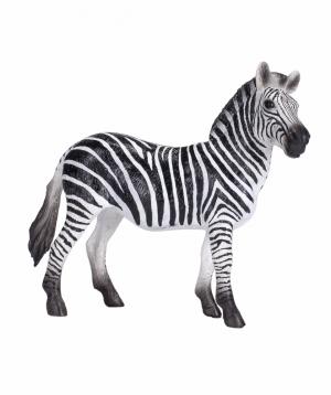 """Toy """"MOJO"""" Zebra"""