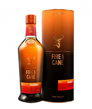 Whiskey `Glenfiddich Fire & Cane` 700 ml