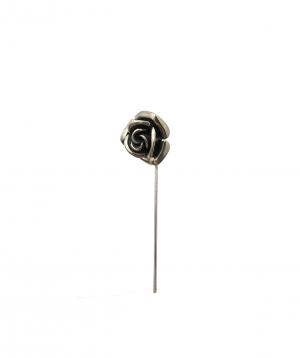 Brooch `Phantom` rose