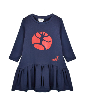 Dress `Lalunz` dark blue