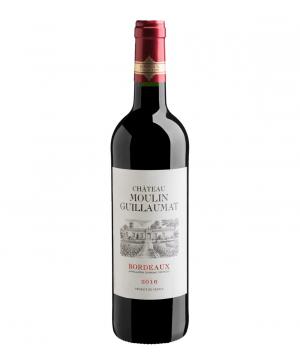 "Գինի ""Chateau Guillaumat"" կարմիր, չոր 750 մլ"