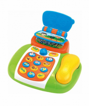 Toy `Little Learner` phone, musical