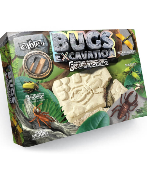 Toy `Danko Toys` Insect excavations