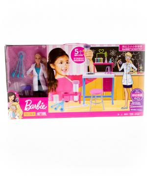 Barbie `Barbie` Scientist
