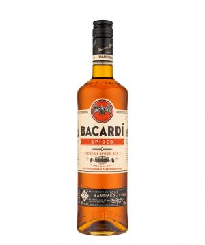 Ռոմ Bacardi Spiced 0.7