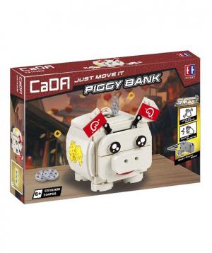 Կոնստրուկտոր «CaDA» Piggy Bank C51036