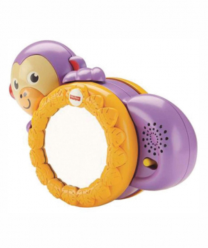 """Toy """"Fisher Price"""" musical, monkey"""