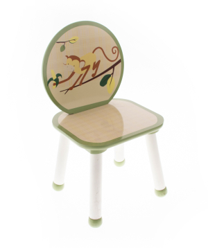 Toy chair, wooden №1