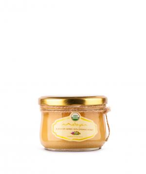 Մեղր «Meloyan Organic Honey» օրգանիկ, խոտաբույսերի փունջ փոքր