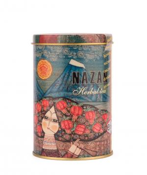 """Tea """"Nazan"""" with melissa and lemon"""
