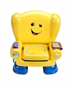 """Toy """"Fisher Price"""" music chair"""