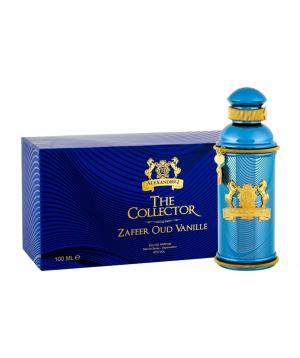 Perfume `Alexandre j Zaffer oud vanille` eau de parfum