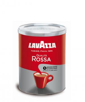 Coffee `LavAzza Qualita Rossa` ground 250 g
