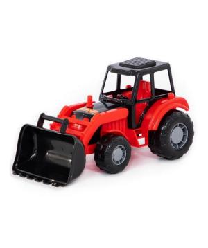Truck `Polesie` tractor, Master